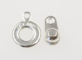 Snap clasp - Sold per packs of 10 pieces