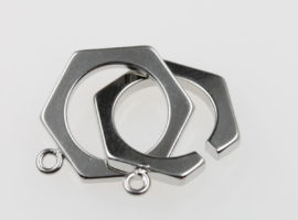 Hexagonal Toggle Catch