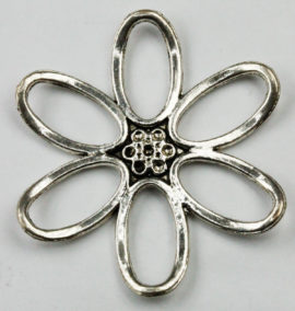 Flower shape - Sold by the pack , 10 pieces per pack