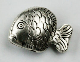 Fish bead - Sold in packs of 10 pieces