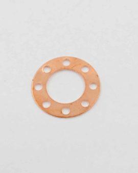 Metal ring copper